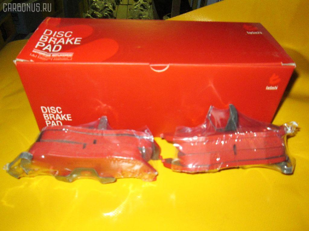Тормозные колодки Nissan Armada TA60 Фото 1