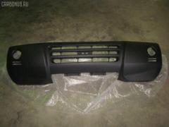 Бампер MITSUBISHI PAJERO V75W TYG MB04111BC Переднее
