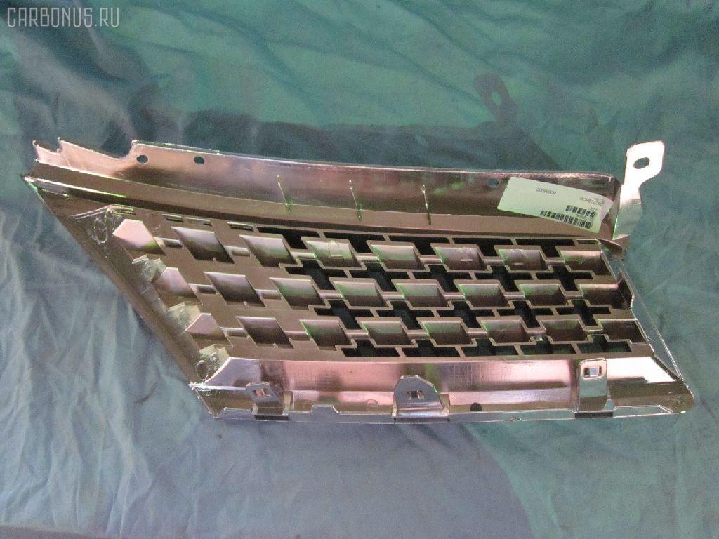 Решетка радиатора NISSAN TIIDA C11 Фото 2