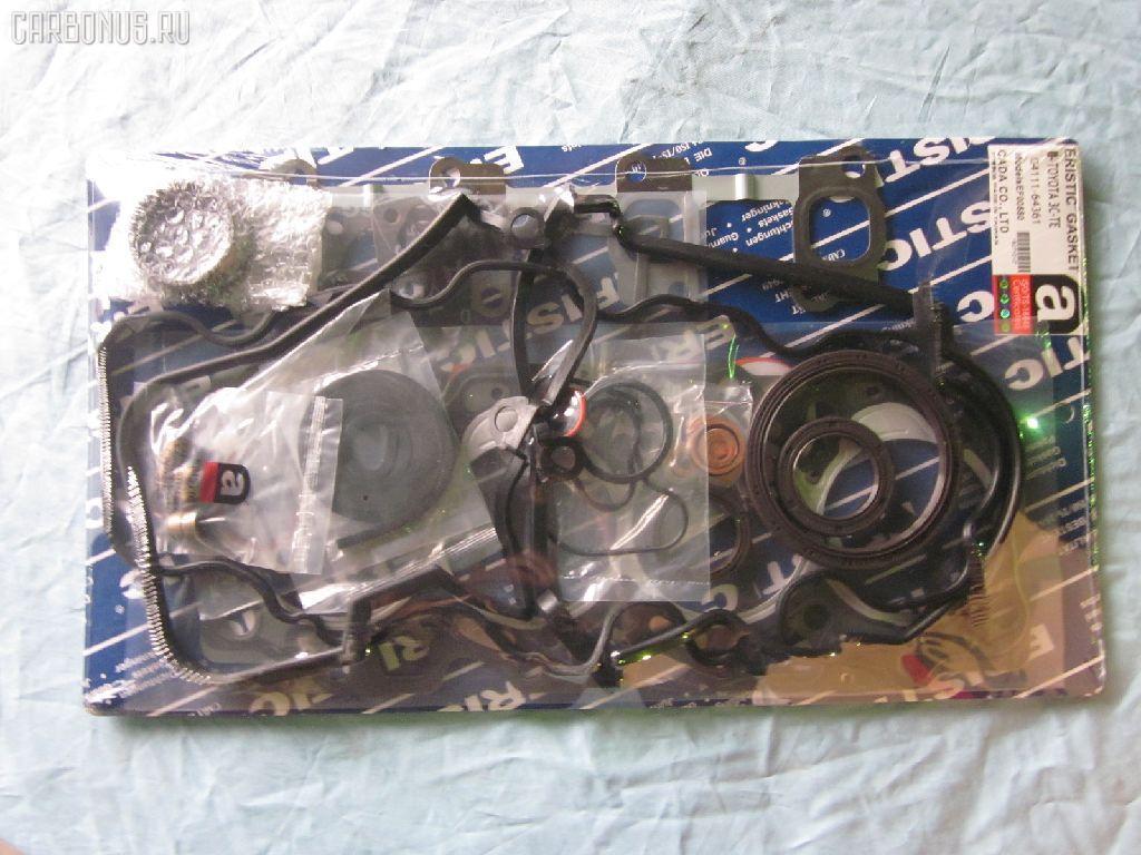 Ремкомплект ДВС TOYOTA IPSUM CXM10G 3C-TE. Фото 8