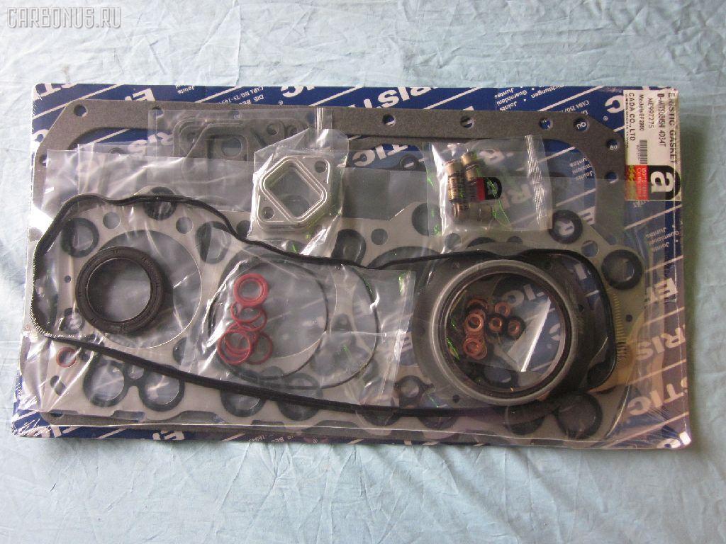 Ремкомплект ДВС MITSUBISHI CANTER 4D34T. Фото 5