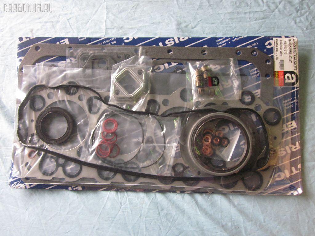 Ремкомплект ДВС MITSUBISHI CANTER 4D34T. Фото 11