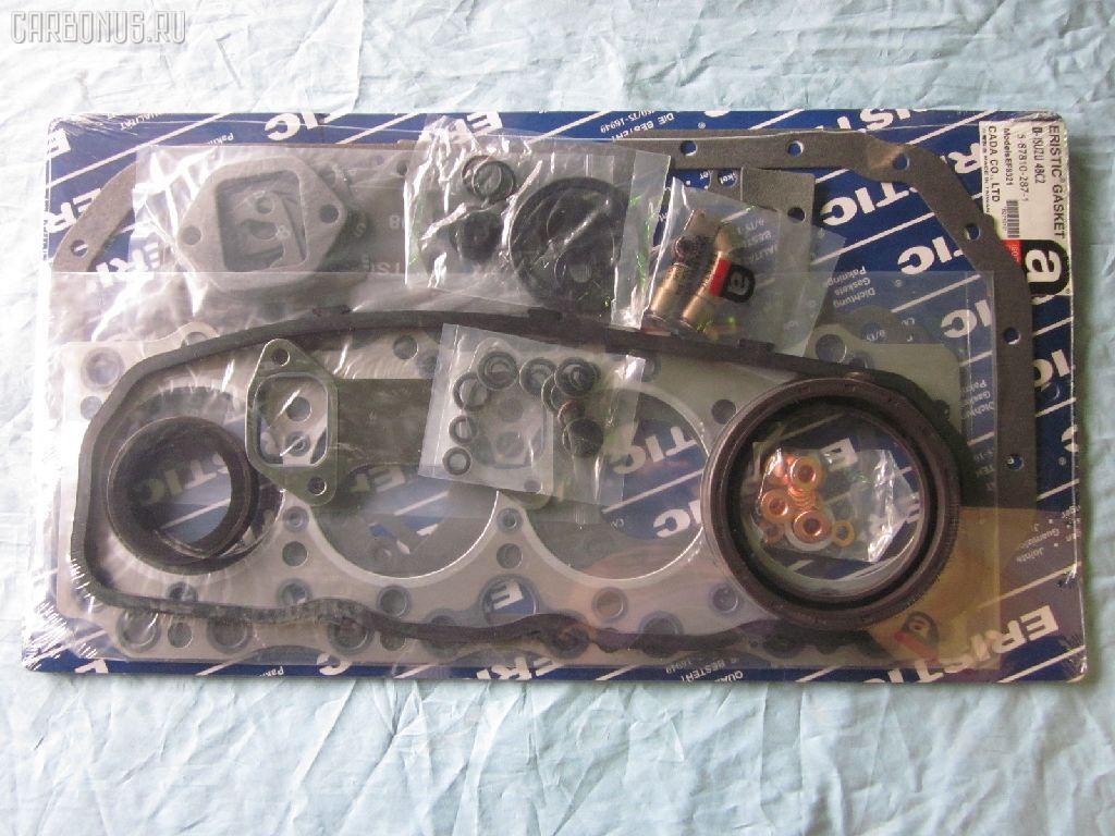 Ремкомплект ДВС ISUZU ELF NKR57 4BC2 Фото 1