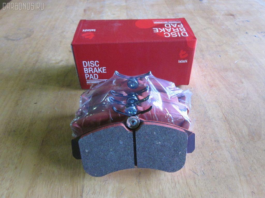 Тормозные колодки Nissan Almera N16 Фото 1