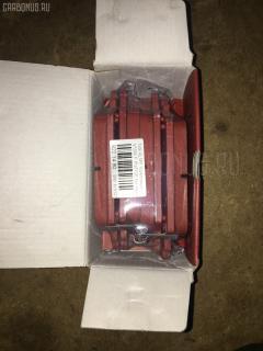 Тормозные колодки TADASHI TD-086-4572 на Nissan Almera V10M Фото 2