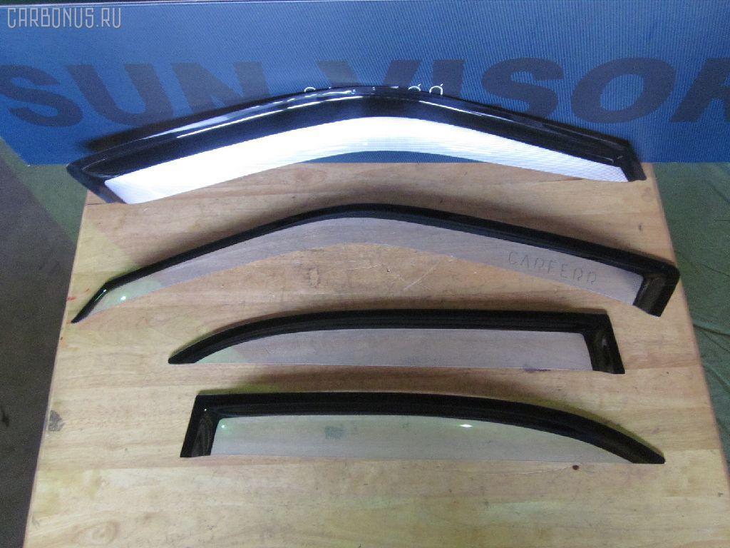 Ветровик Bmw 5-series E34 Фото 1