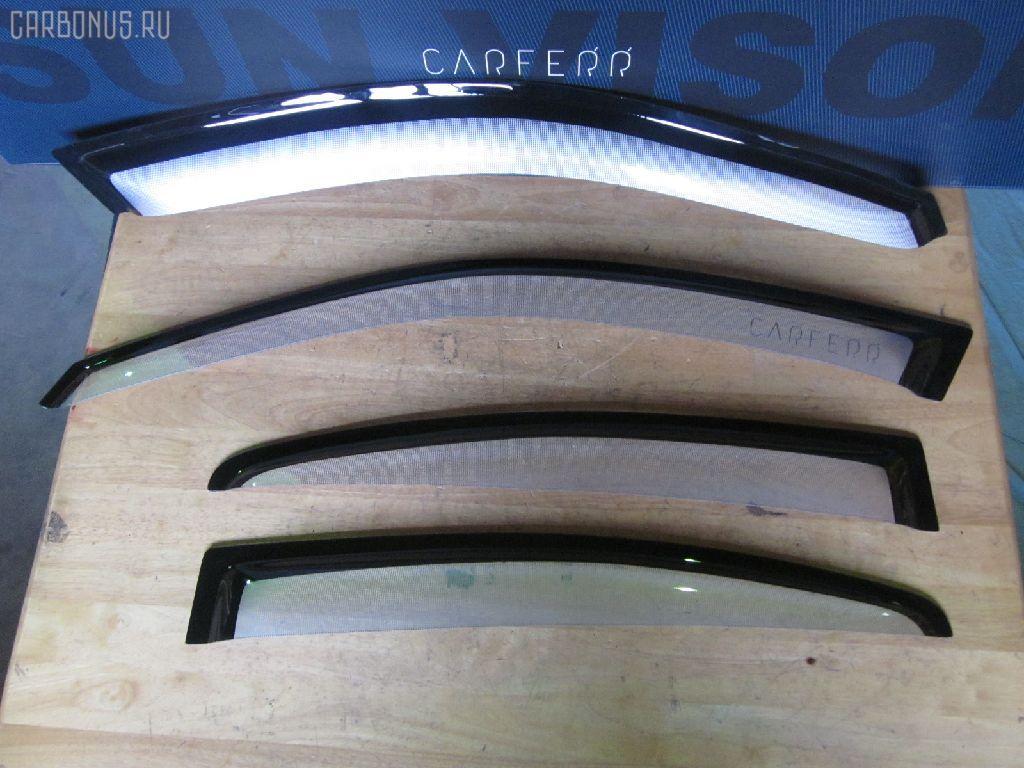 Ветровик BMW 3-SERIES E46. Фото 2