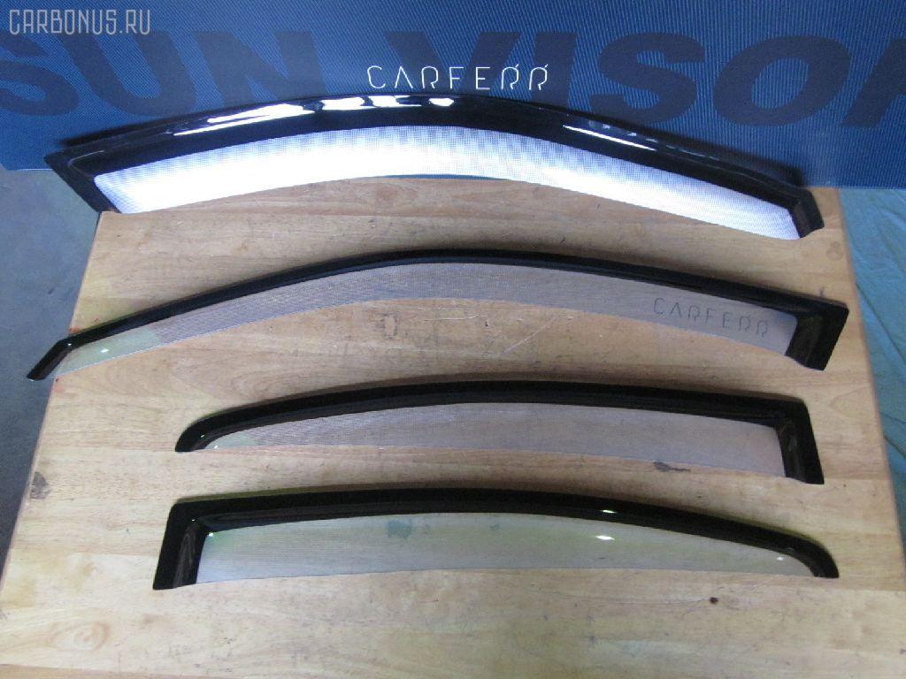 Ветровик BMW 3-SERIES E46 Фото 2