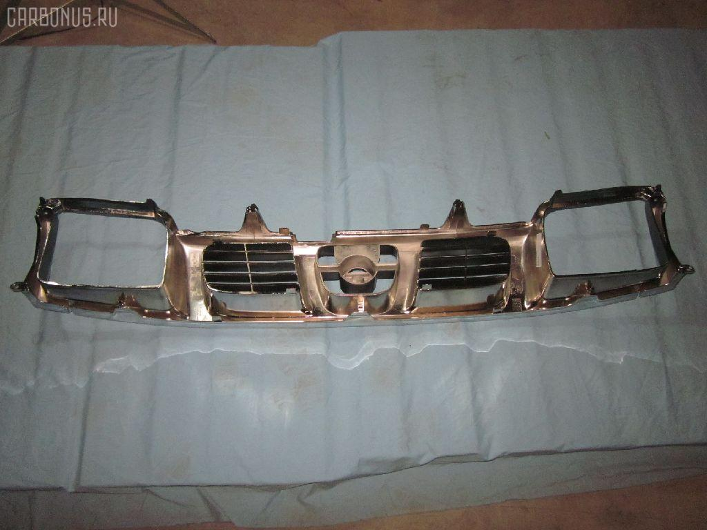 Решетка радиатора NISSAN DATSUN D22 Фото 1