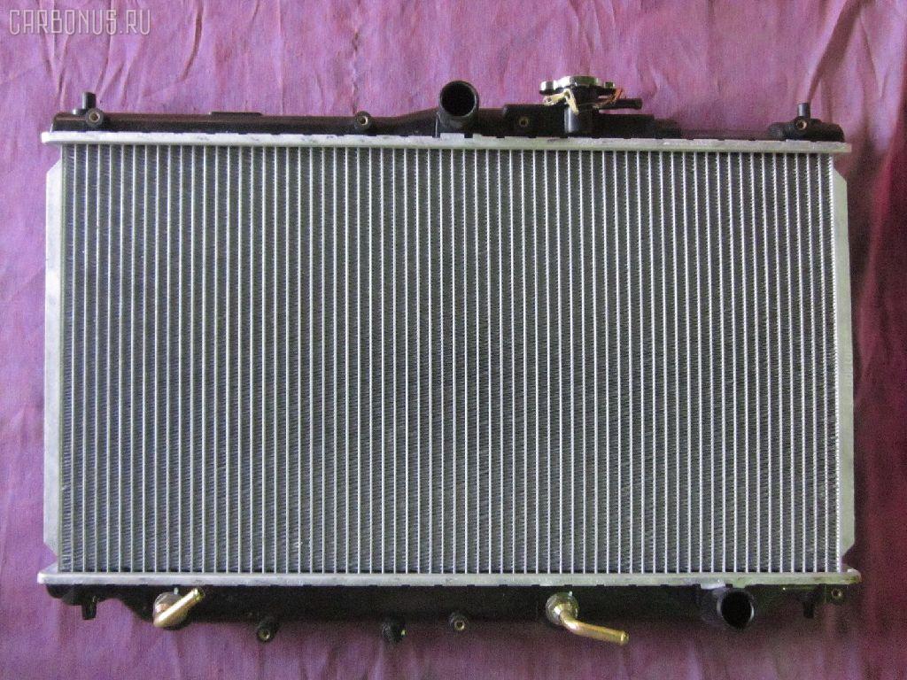 Радиатор ДВС HONDA PRELUDE BA8 F22B. Фото 4