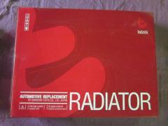 Радиатор ДВС TADASHI TD-036-6199 на Toyota Camry ACV40 2AZ-FE Фото 2