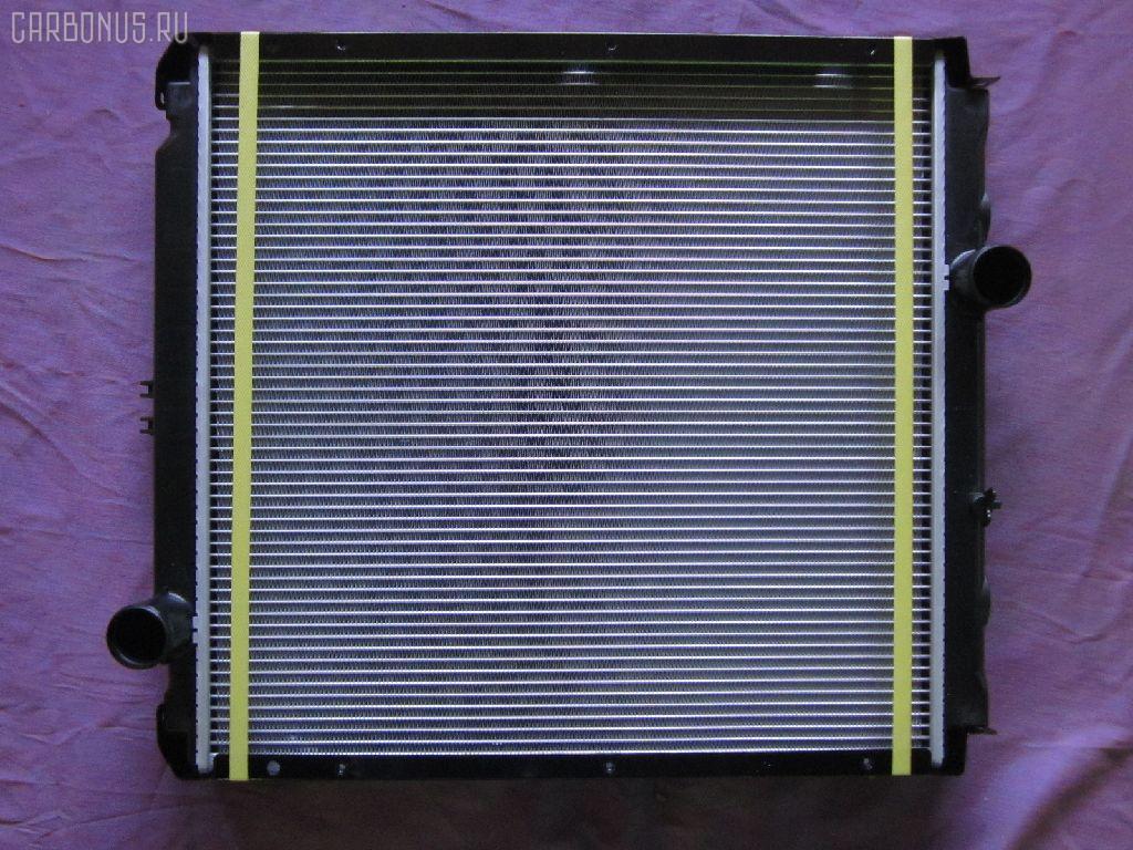 Радиатор ДВС MITSUBISHI CANTER 4D33 Фото 6