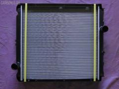 Радиатор ДВС на Mitsubishi Canter 4D33