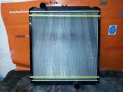 Радиатор ДВС на Mitsubishi Canter 4D33 Фото 2