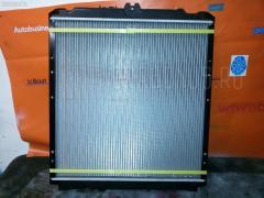Радиатор ДВС на Mitsubishi Canter 4D33 Фото 3