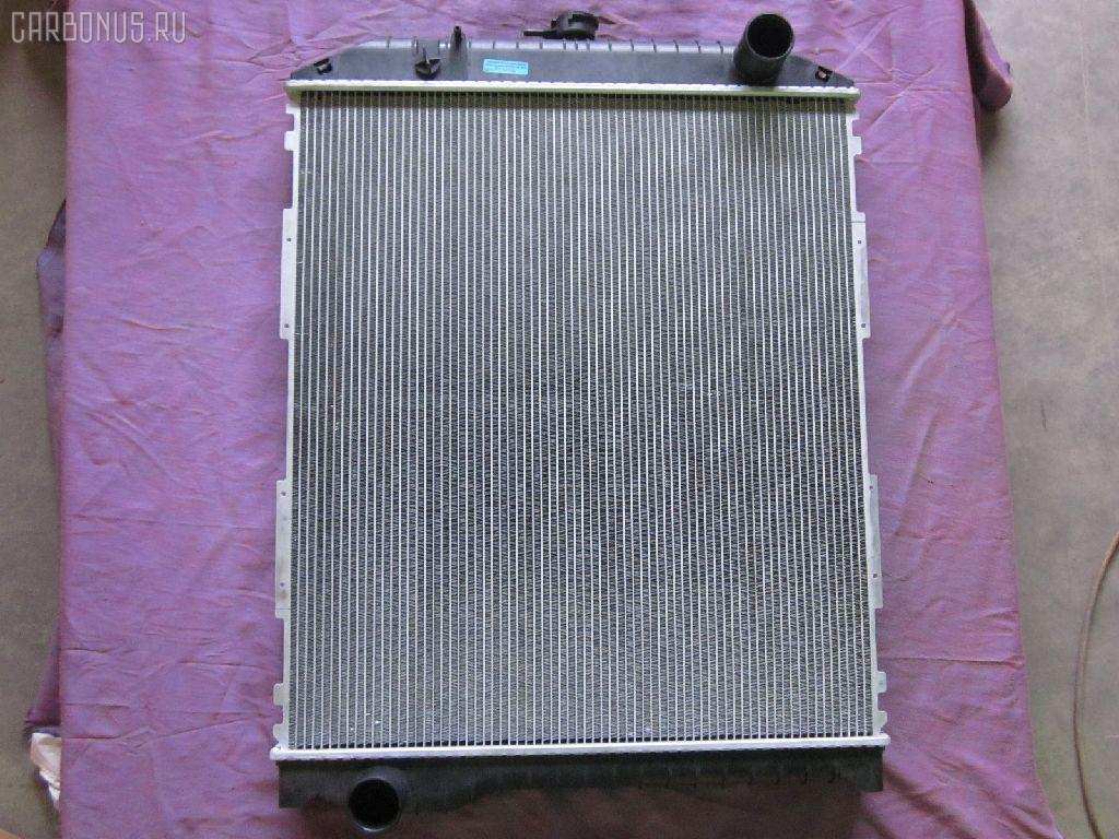Радиатор ДВС HINO RANGER J08C Фото 1