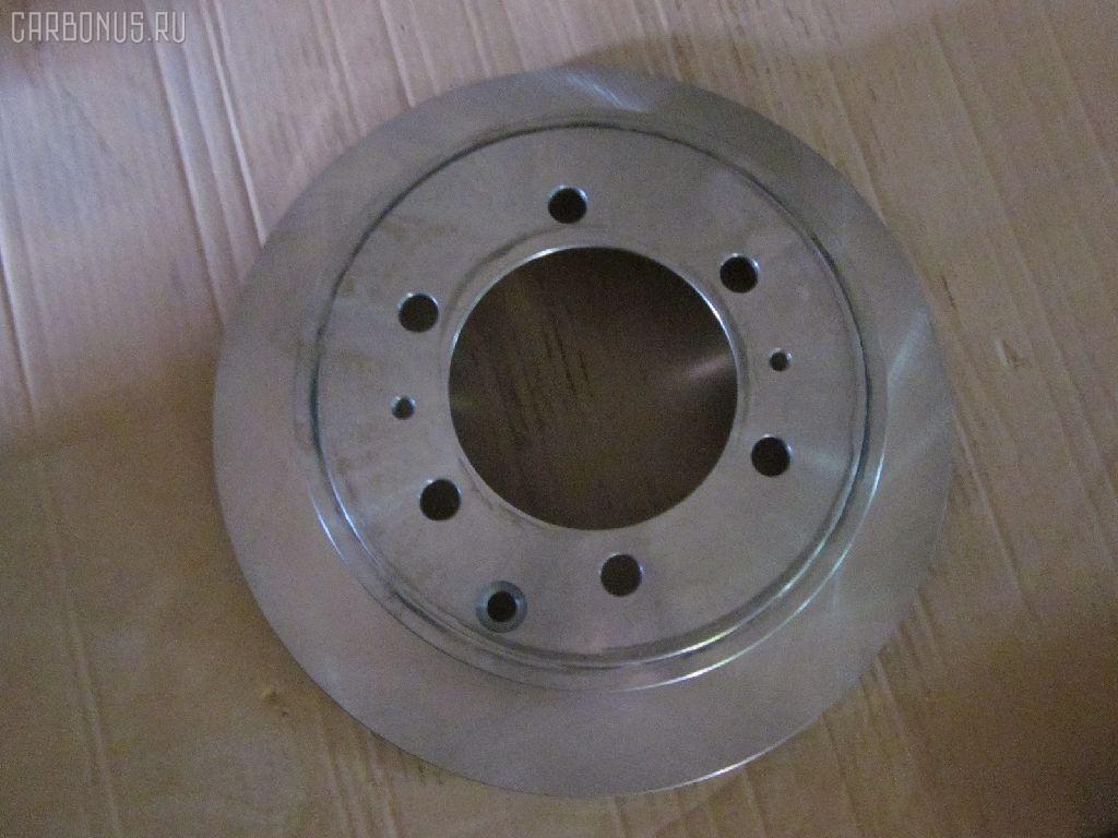Тормозной диск TOYOTA LAND CRUISER PRADO HZJ73. Фото 2