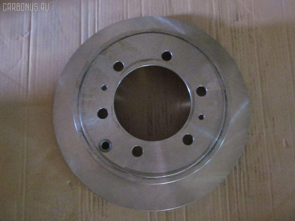 Тормозной диск TOYOTA LAND CRUISER PRADO HZJ73. Фото 3