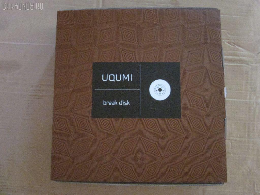 Тормозной диск TOYOTA LAND CRUISER PRADO HZJ73 Фото 2