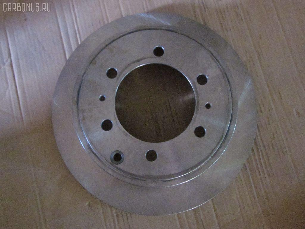 Тормозной диск TOYOTA LAND CRUISER PRADO HZJ73. Фото 7
