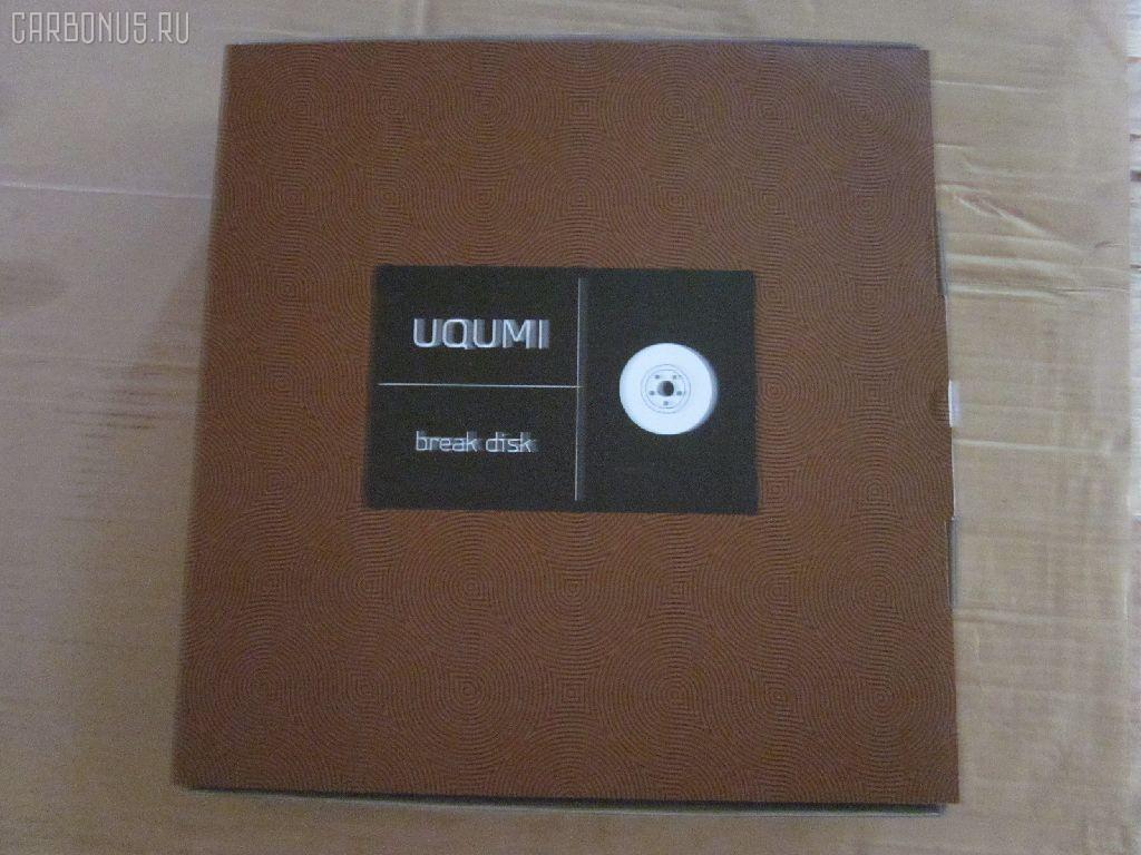 Тормозной диск TOYOTA LAND CRUISER PRADO HZJ73. Фото 8