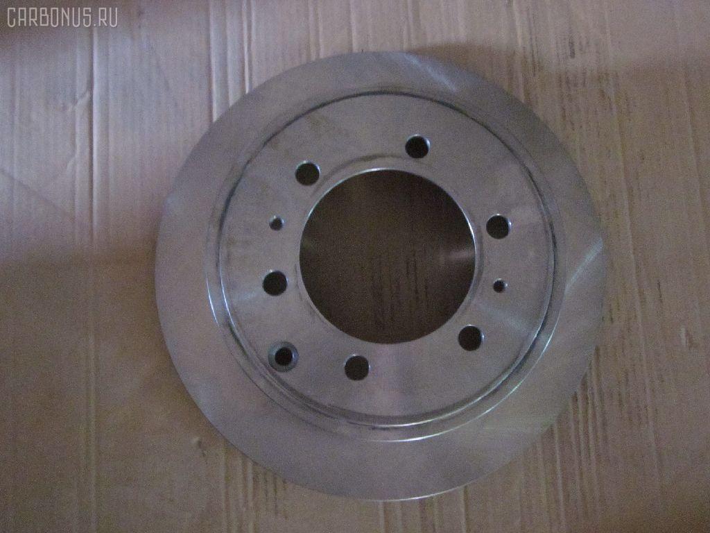 Тормозной диск TOYOTA LAND CRUISER PRADO HZJ73. Фото 9