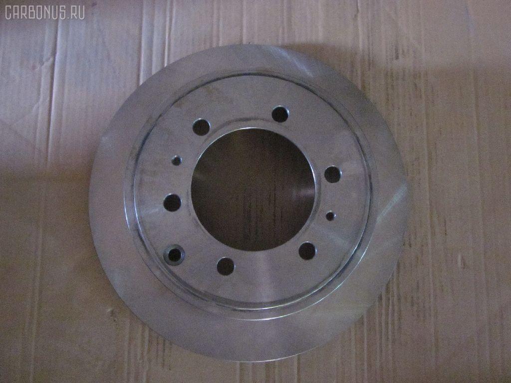 Тормозной диск TOYOTA LAND CRUISER PRADO HZJ73. Фото 11