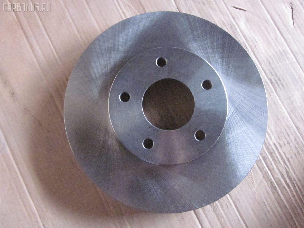 Тормозной диск NISSAN X-TRAIL NT30 Фото 2