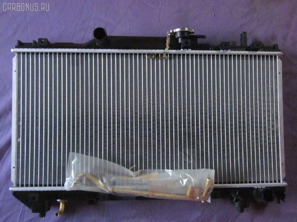 Радиатор ДВС TOYOTA CORONA ST195 3S-FE Фото 2