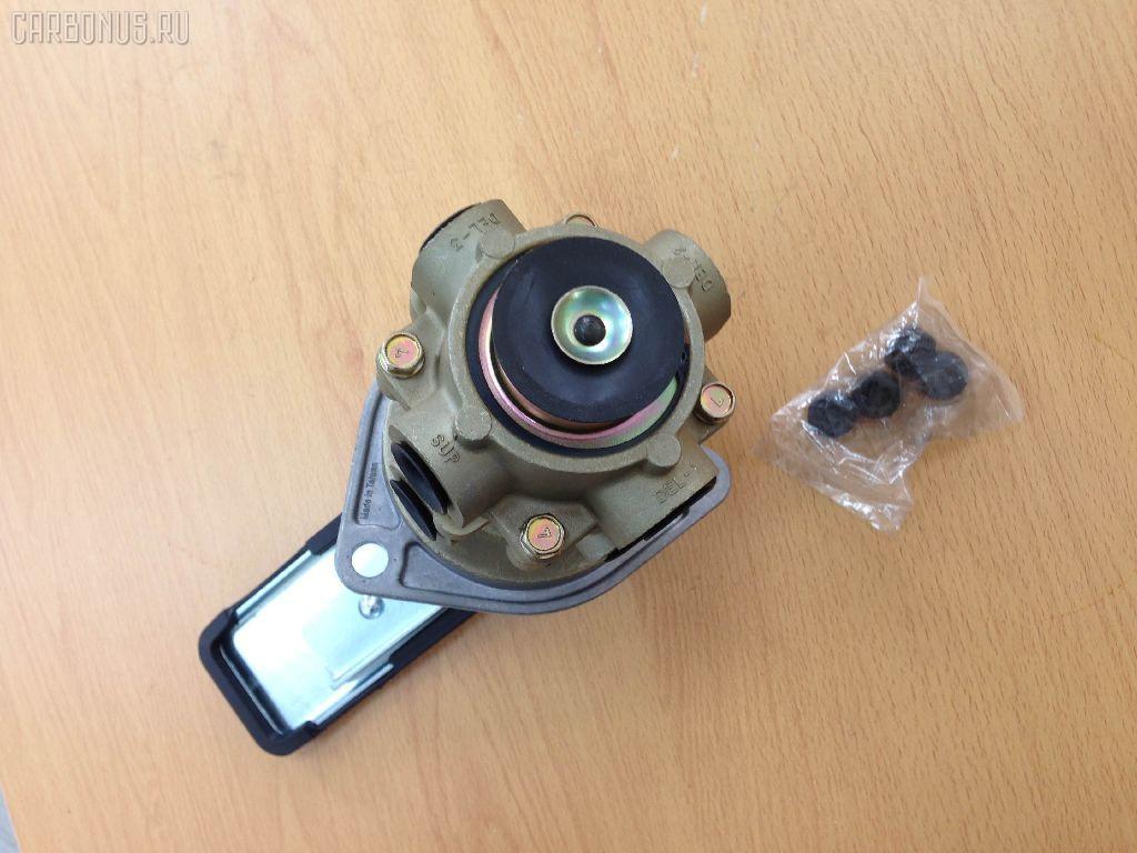 Клапан тормозной ISUZU GIGA CXZ. Фото 9