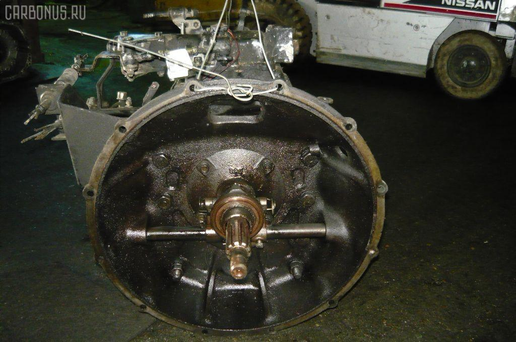 КПП механическая ISUZU FORWARD 6SA1 Фото 1