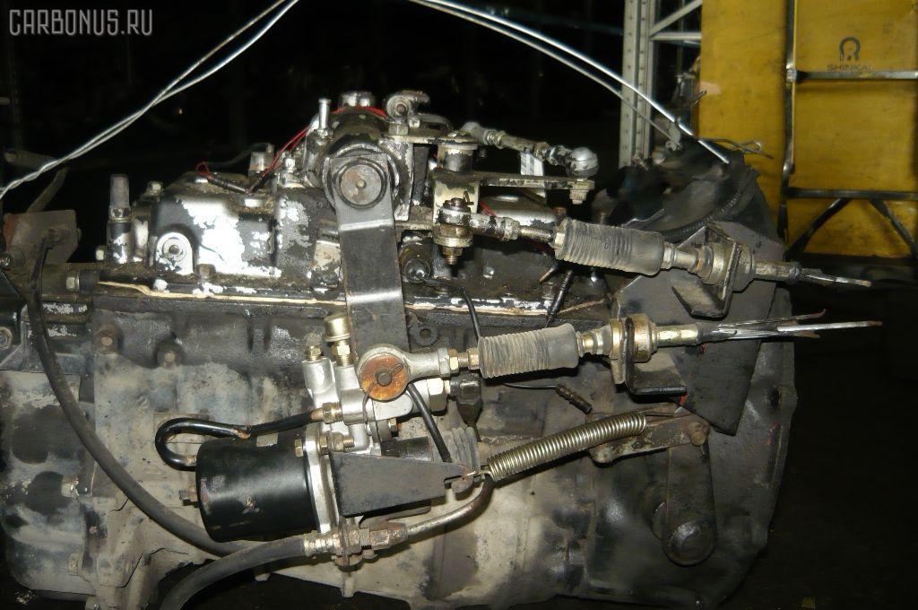 КПП механическая ISUZU FORWARD 6SA1 Фото 3