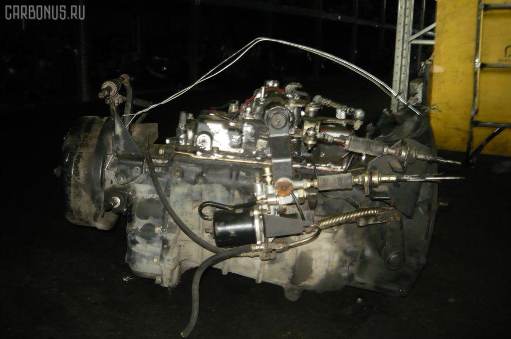 КПП механическая ISUZU FORWARD 6SA1 Фото 4
