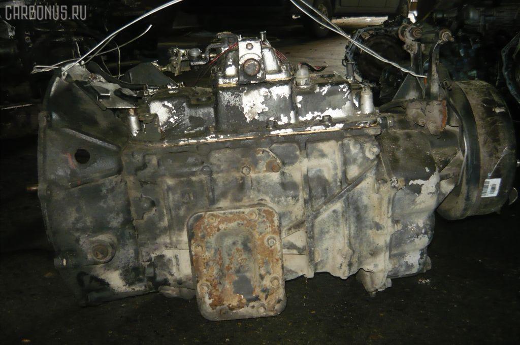 КПП механическая ISUZU FORWARD 6SA1 Фото 7
