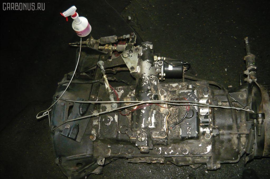 КПП механическая ISUZU FORWARD 6SA1 Фото 8