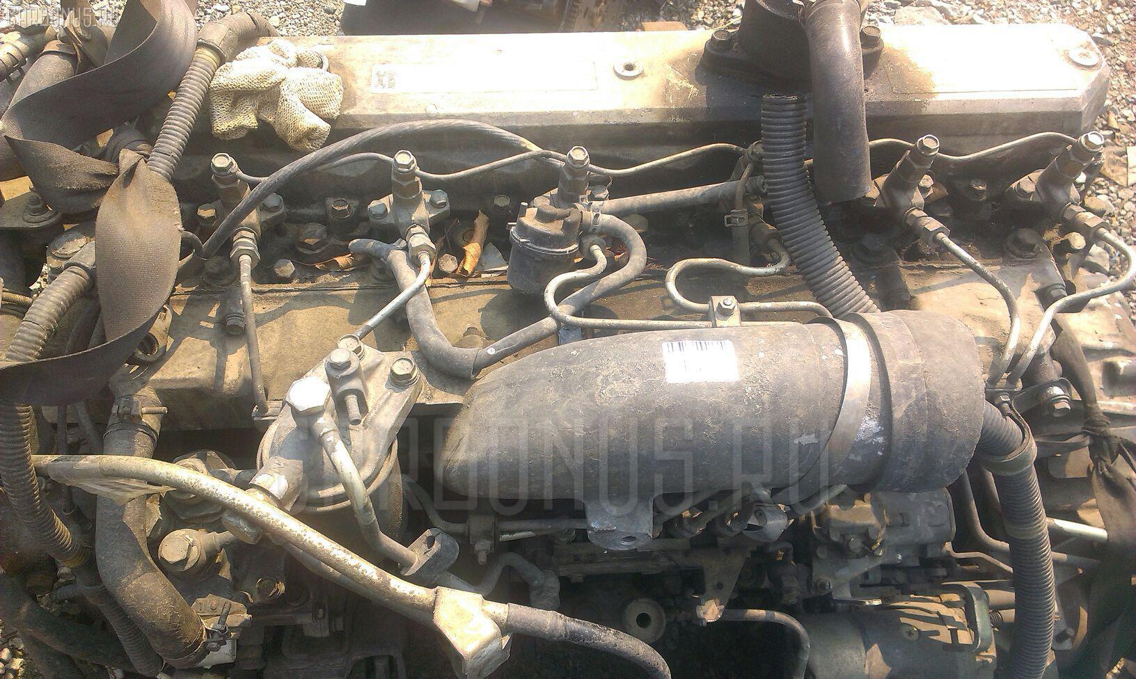 Двигатель HINO RANGER H07C Фото 2