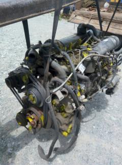 Двигатель Hino Ranger H07C Фото 9