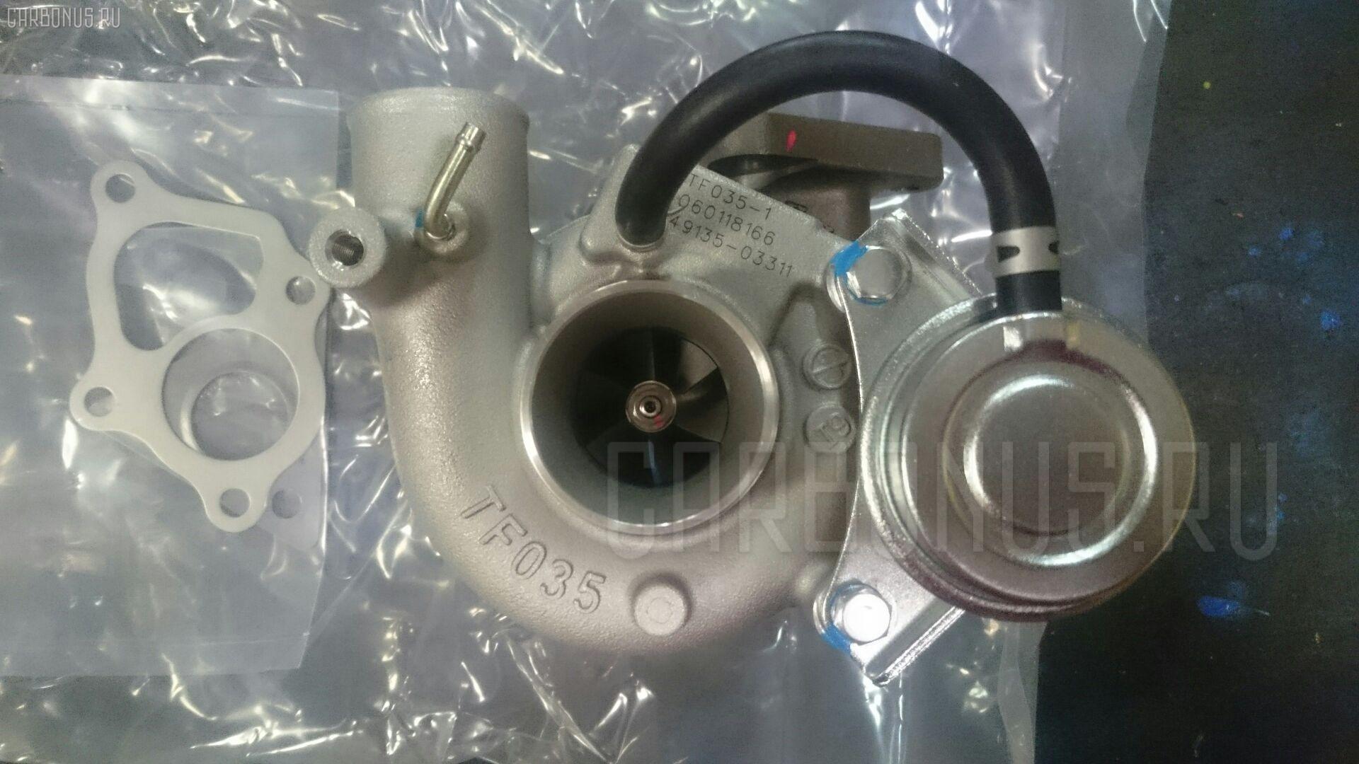 Турбина Mitsubishi Delica space gear PD8W 4M40T Фото 1