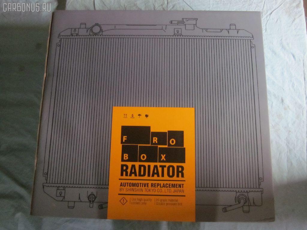Радиатор ДВС Bmw X5 E53 M54 Фото 1