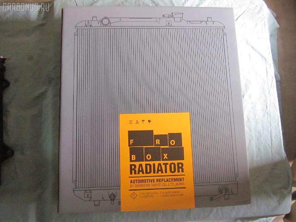 Радиатор ДВС TOYOTA TACOMA GRN245L 1GR-FE Фото 2