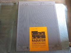 Радиатор ДВС Mitsubishi Outlander CW6W 6B31 Фото 2