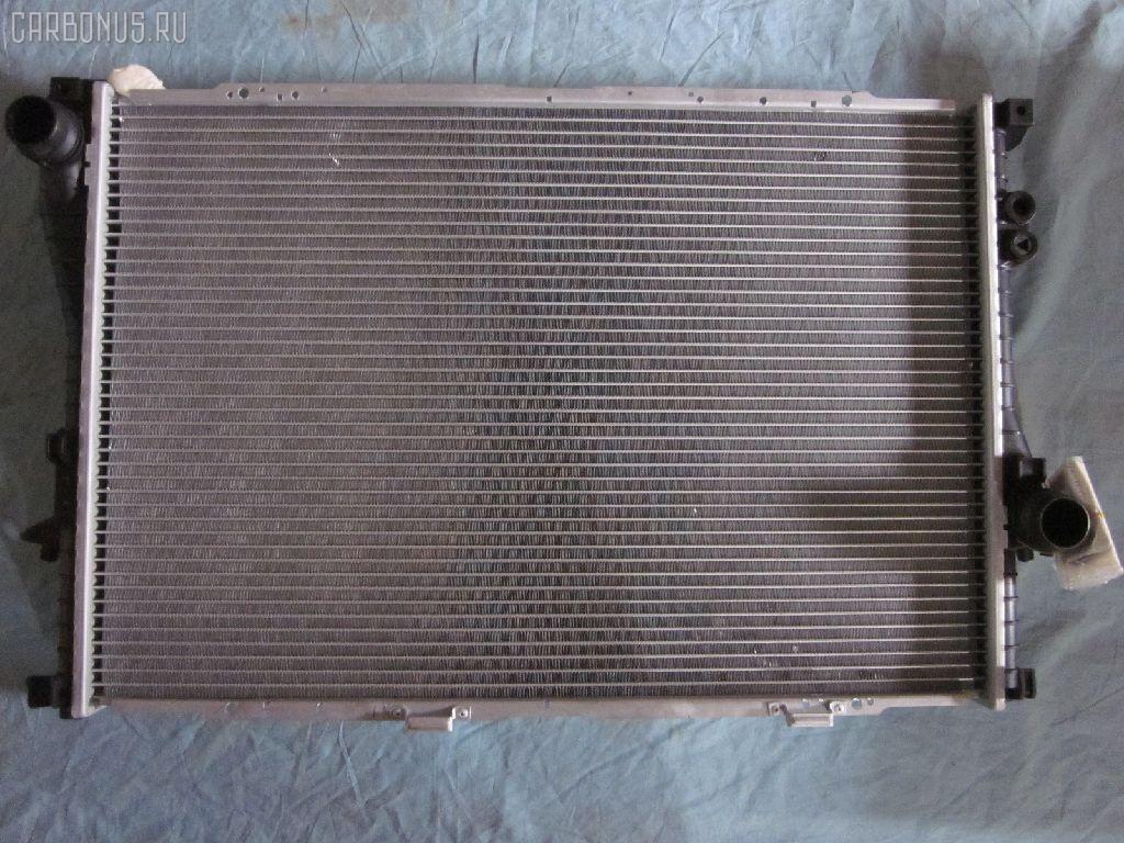 Радиатор ДВС BMW 5-SERIES E39 M54. Фото 2
