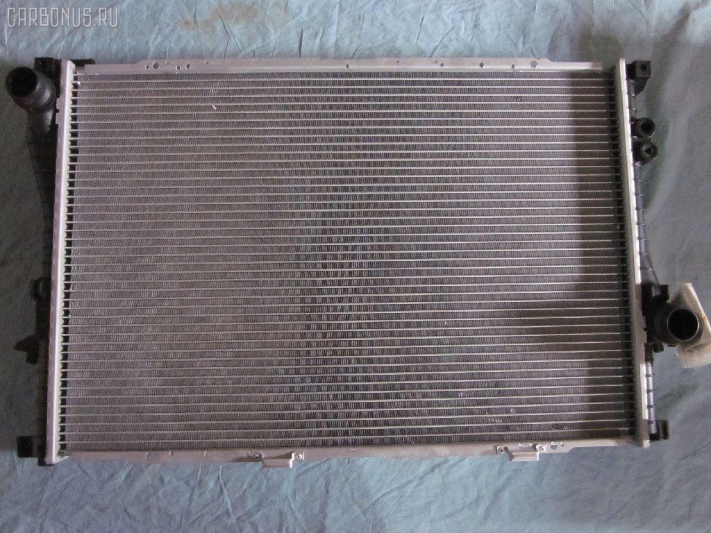 Радиатор ДВС BMW 5-SERIES E39 M54. Фото 4