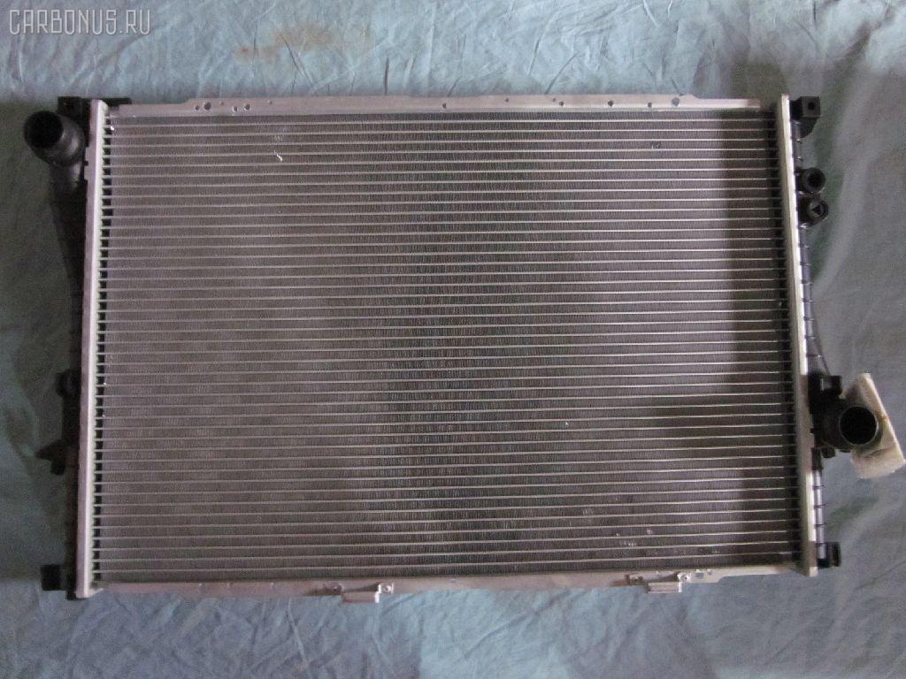 Радиатор ДВС BMW 5-SERIES E39 M54. Фото 5
