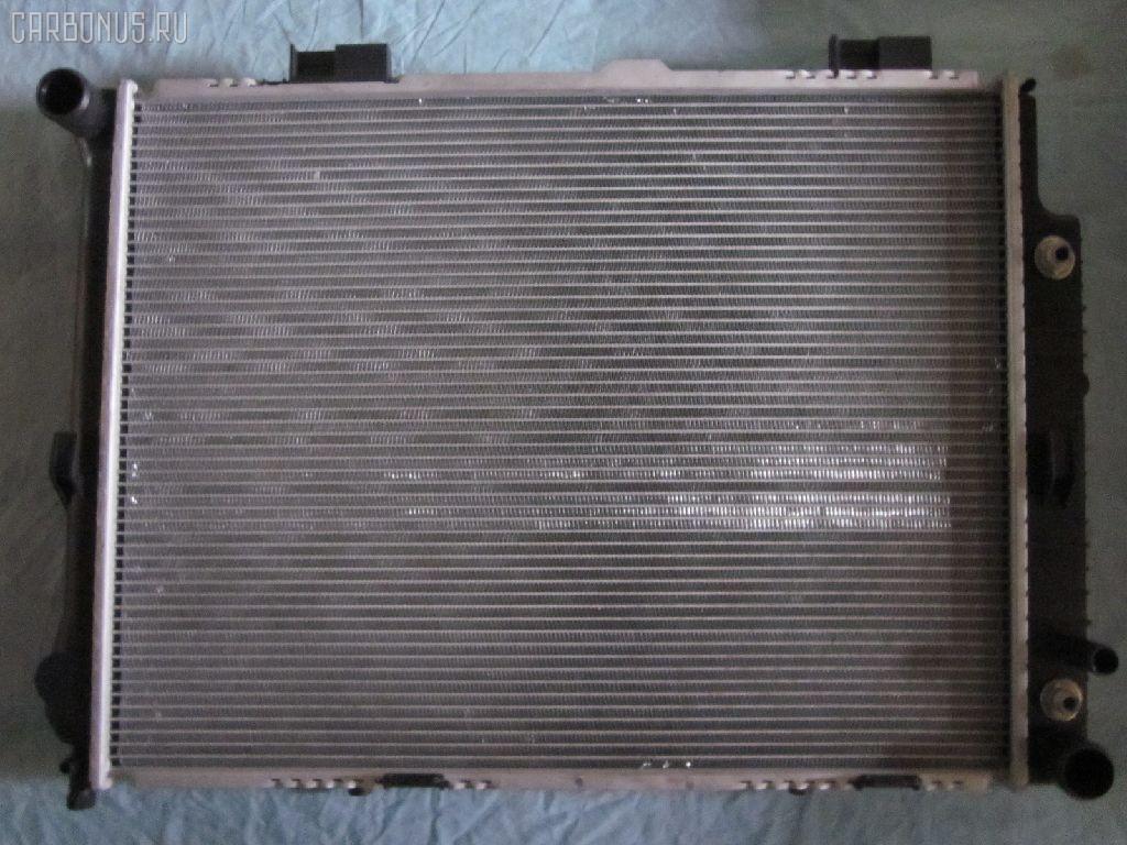 Радиатор ДВС MERCEDES-BENZ E-CLASS W210.065 112.941. Фото 5