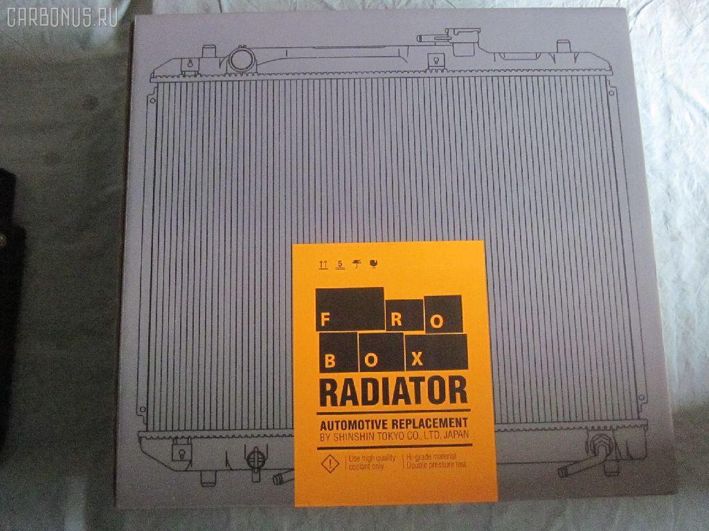 Радиатор ДВС MERCEDES-BENZ E-CLASS W210.065 112.941. Фото 2