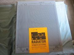 Радиатор ДВС AUDI A6 4B AQG Фото 2