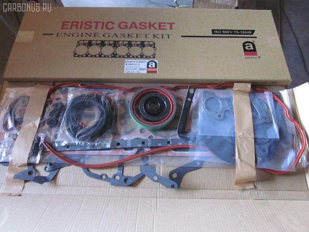 Ремкомплект ДВС KOMATSU PC200 6D105 Фото 1