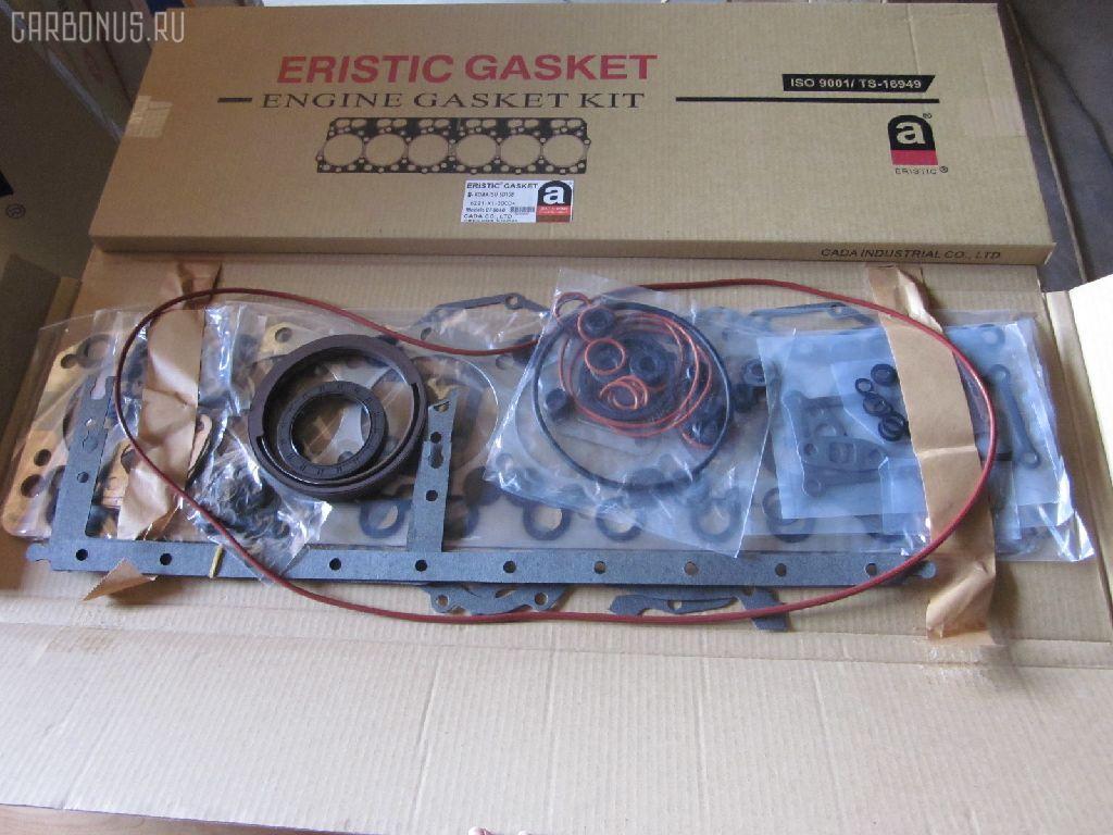 Ремкомплект ДВС KOMATSU PC300-5 SA6D108 Фото 1