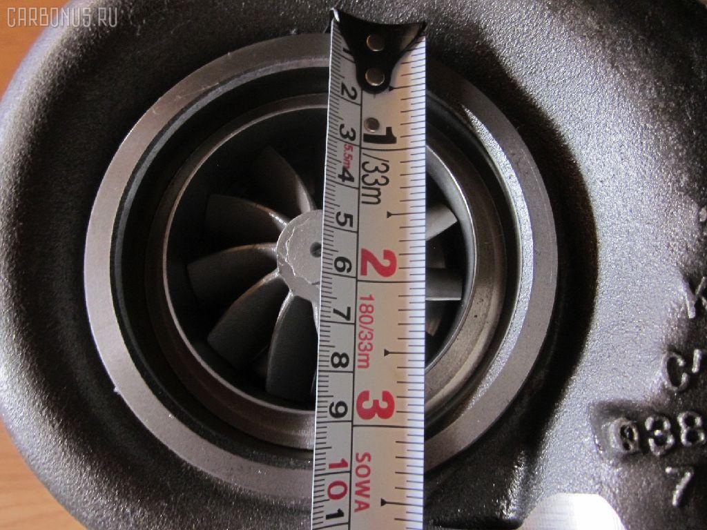 Турбина HINO TRUCK FN28 EP1. Фото 5